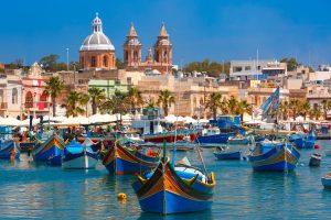 Mein Malta - von Gzira nach Valletta und einmal rundherum
