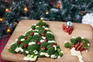 So zaubern Sie ein veganes Drei-Gänge-Menü zu Weihnachten