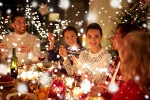 So lindern Sie Symptome nach den Weihnachtsexzessen