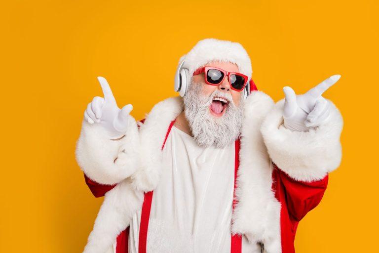 Tipps für den Weihnachtsmann-Auftritt am 24. und 25. Dezember