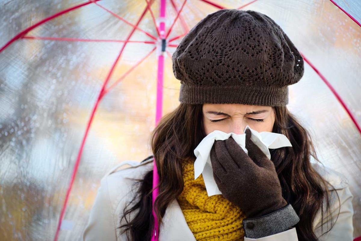 Wie Sie Ihre Erkältung in den Griff bekommen