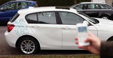 DriveNow: Autos mieten mit dem Smartphone