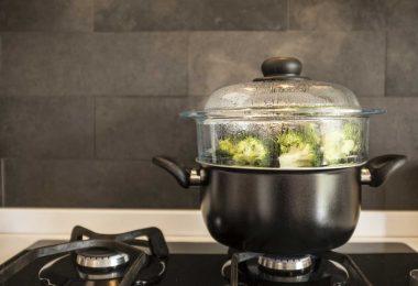 Gesund und sparsam kochen mit dem Dampfkochtopf