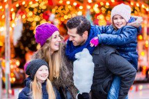 Die Adventszeit mit der Familie verbringen