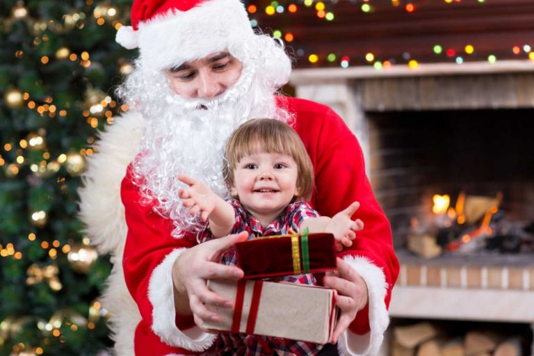 Mit dem Weihnachtsmann unterwegs - Tipps für die Routenplanung!