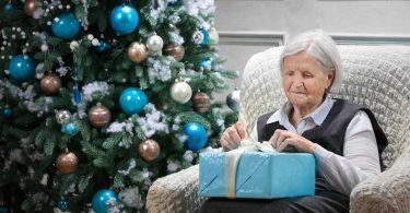 Mit Demenzkranken entspannt Weihnachten feiern