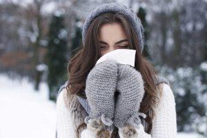 Was tun bei Allergien im Winter