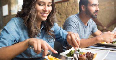 Machen tägliche Besuche im Restaurant dick?