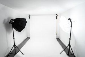 So richten Sie sich ein Heim-Fotostudio ein