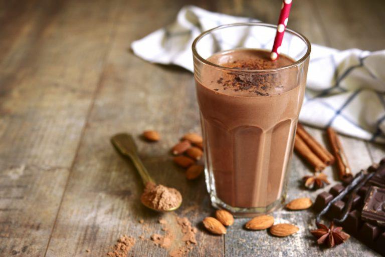 So gelingen vegane Milkshakes