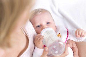 Appetitlosigkeit bei Säuglingen mit Schüßlersalzen behandeln