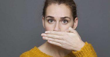 So können Sie Mundgeruch vermeiden