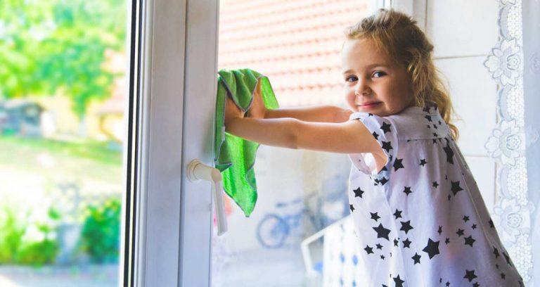 Wie werden Kinder im Haushalt selbstständig?
