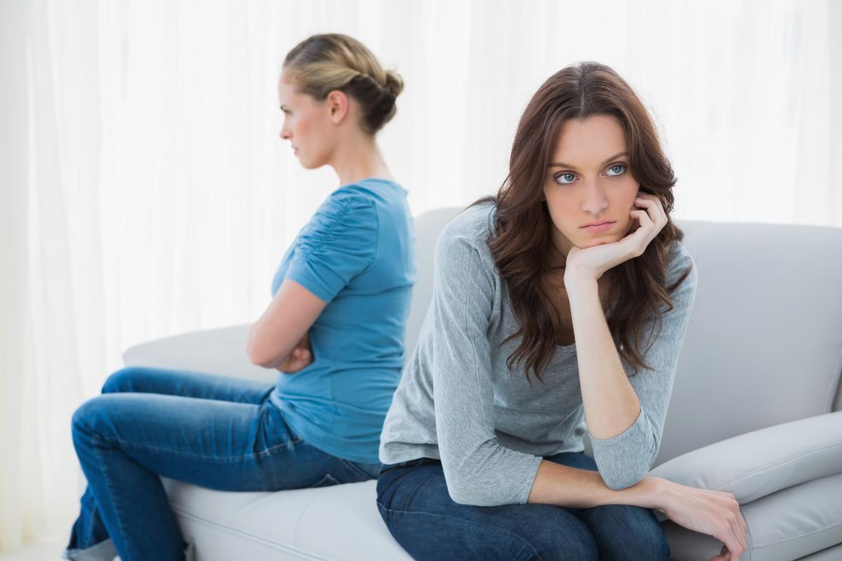 Streit mit der besten Freundin: So lösen Sie das Problem
