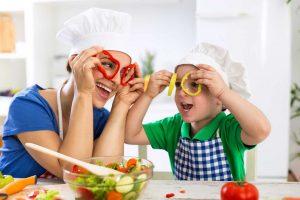 Vegetarische Hits für Kinder – Gemüsemuffel ade!