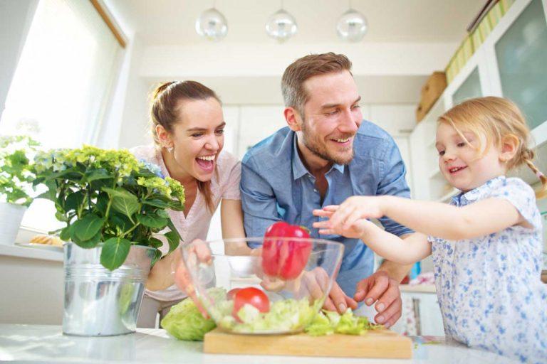 Ideen für leckere Frühlingssalate