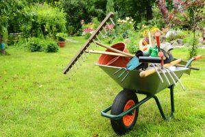 So machen Sie Ihren Garten fit für den Frühling