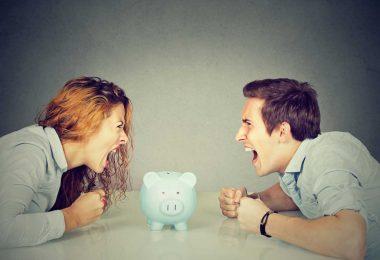 Ständig Streit ums Geld in der Partnerschaft: So verhindern Sie es