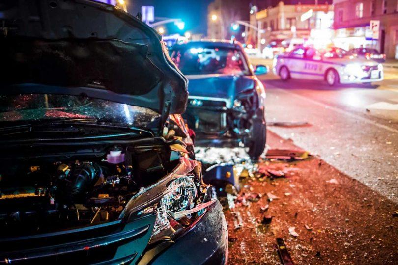 Autounfall: Wie verhalten Sie sich richtig?