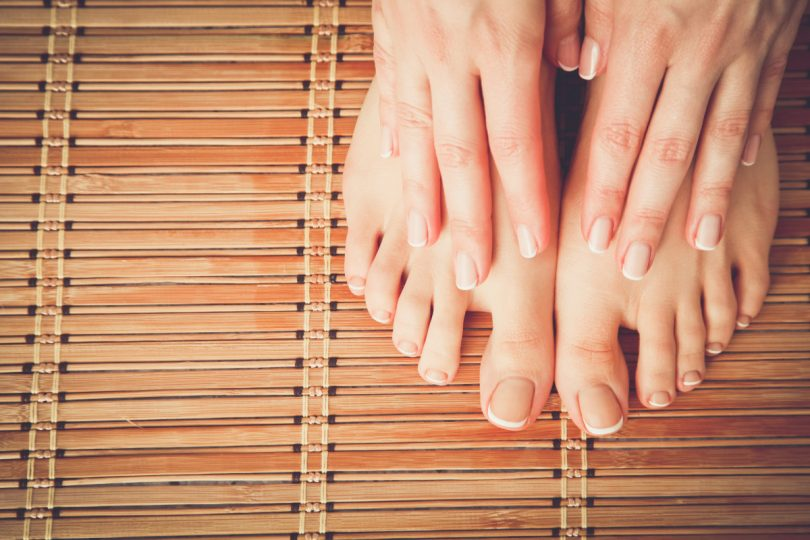So bleiben Ihre Fuß- und Fingernägel gesund