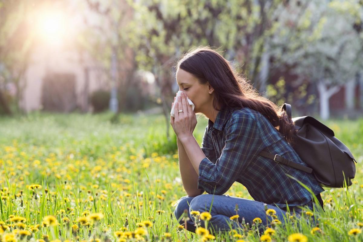 Pollenallergie? Beugen Sie rechtzeitig vor!