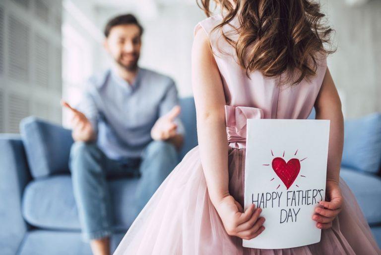 Was können Kinder zum Vatertag schenken?