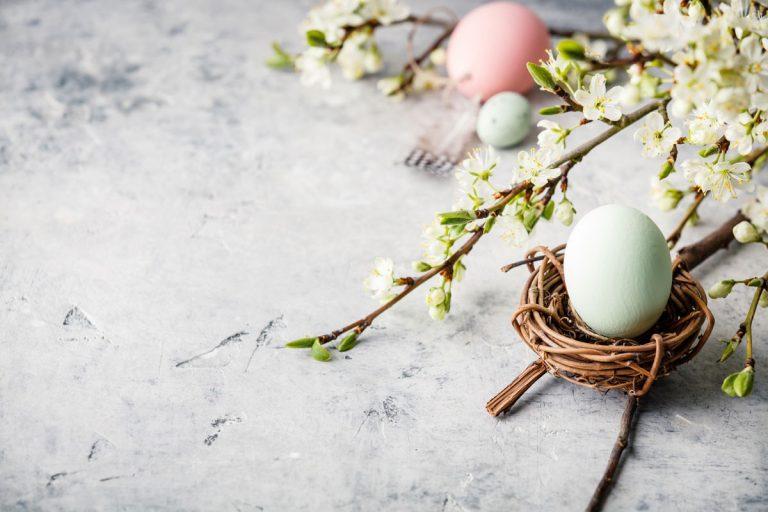 Wie schreibt man zeitgemäße Ostergrüße?
