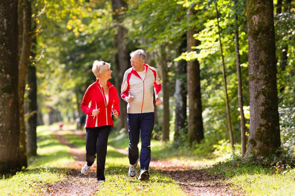 Sport im Alter: Körperlich fit bleiben