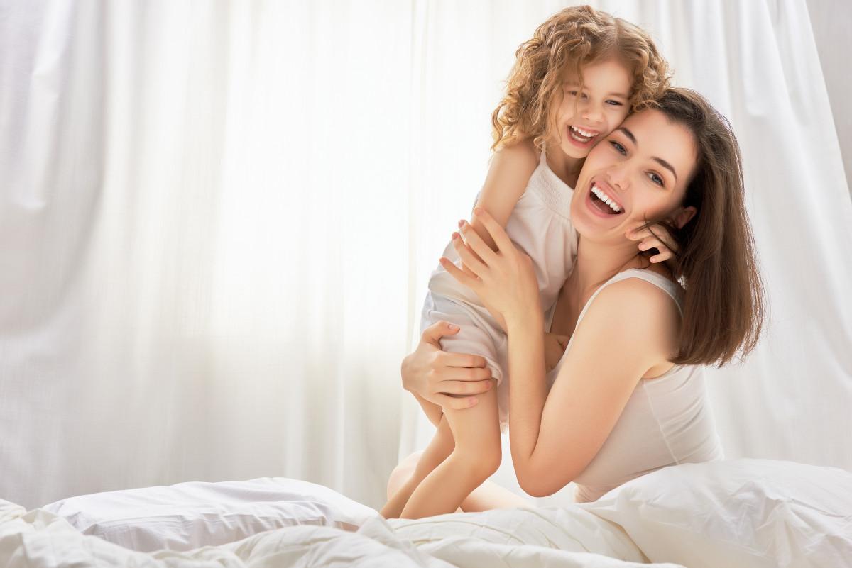 Aufbau des Immunsystems für Mutter und Kind