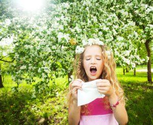 Warum Sie bei einer Pollenallergie auch auf die Ernährung achten sollten