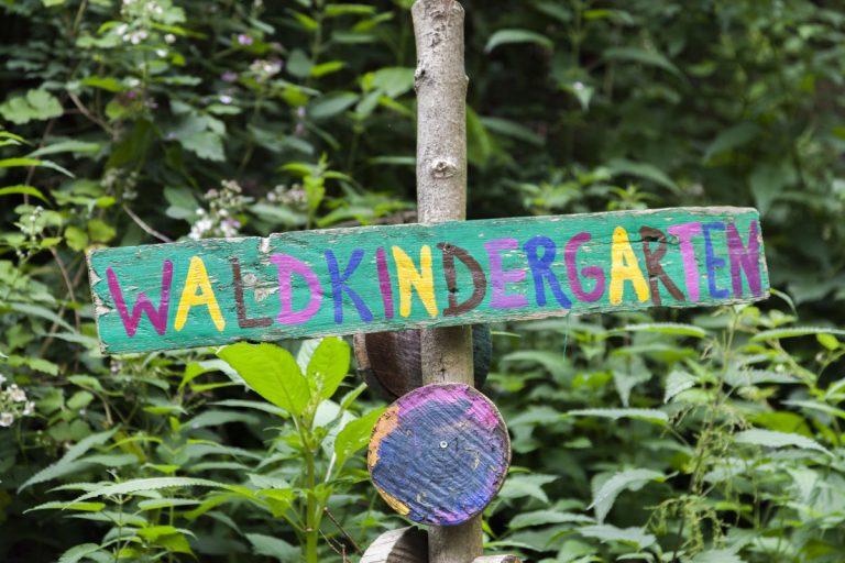 Waldkindergarten: Ist mein Kind dafür geeignet?
