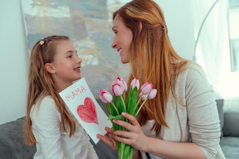 Muttertag: Was schenke ich meiner Mutter?