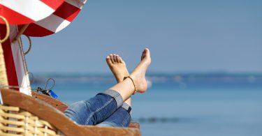 Wie viel Urlaub braucht man zum Stressabbau?
