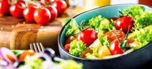 Tipps für vegane Gemüsesalate