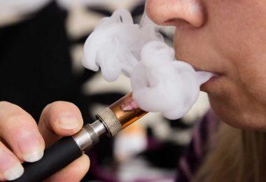 Risiken der E-Zigarette