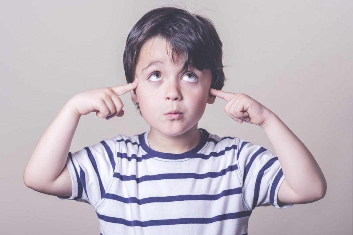 Diese Übungen helfen Kindern gegen Denkblockaden