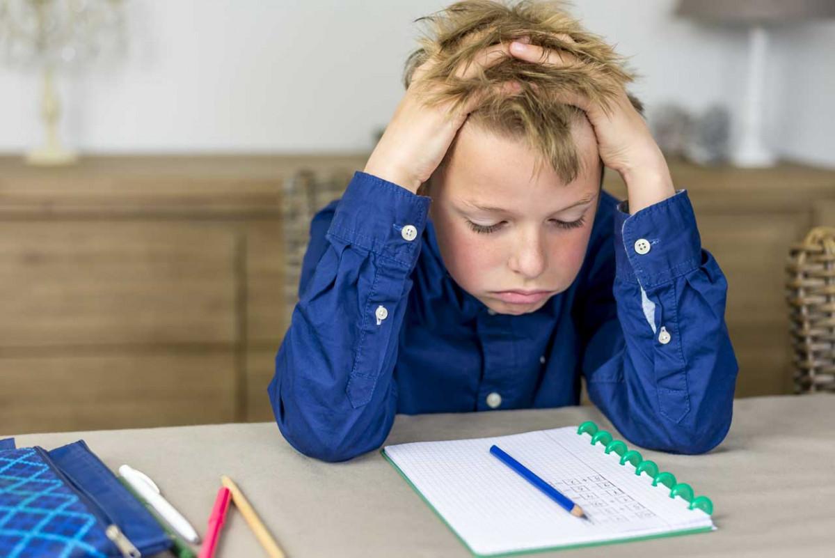 So entstehen Denkblockaden bei Kindern