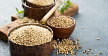 Quinoa - gesund und schmackhaft