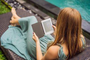 E-Books zum Entspannen - Tipps für den Sommer