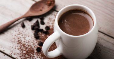Selbst gemachter Kakao zum Entspannen