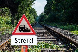 So kommen Sie ohne Stress durch den Bahnstreik
