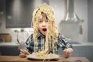 Drei tolle vegetarische Spaghetti-Rezepte