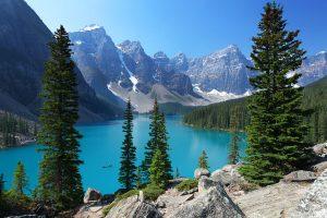 Eine Reise durch Kanadas Westen