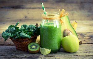 Diese Zutaten können Sie in einem Grünen Smoothie verarbeiten