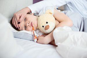 Das können Sie machen, wenn Ihr Kind plötzlich hohes Fieber hat