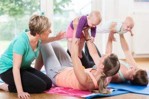 Sport nach der Geburt? Das müssen Sie beachten