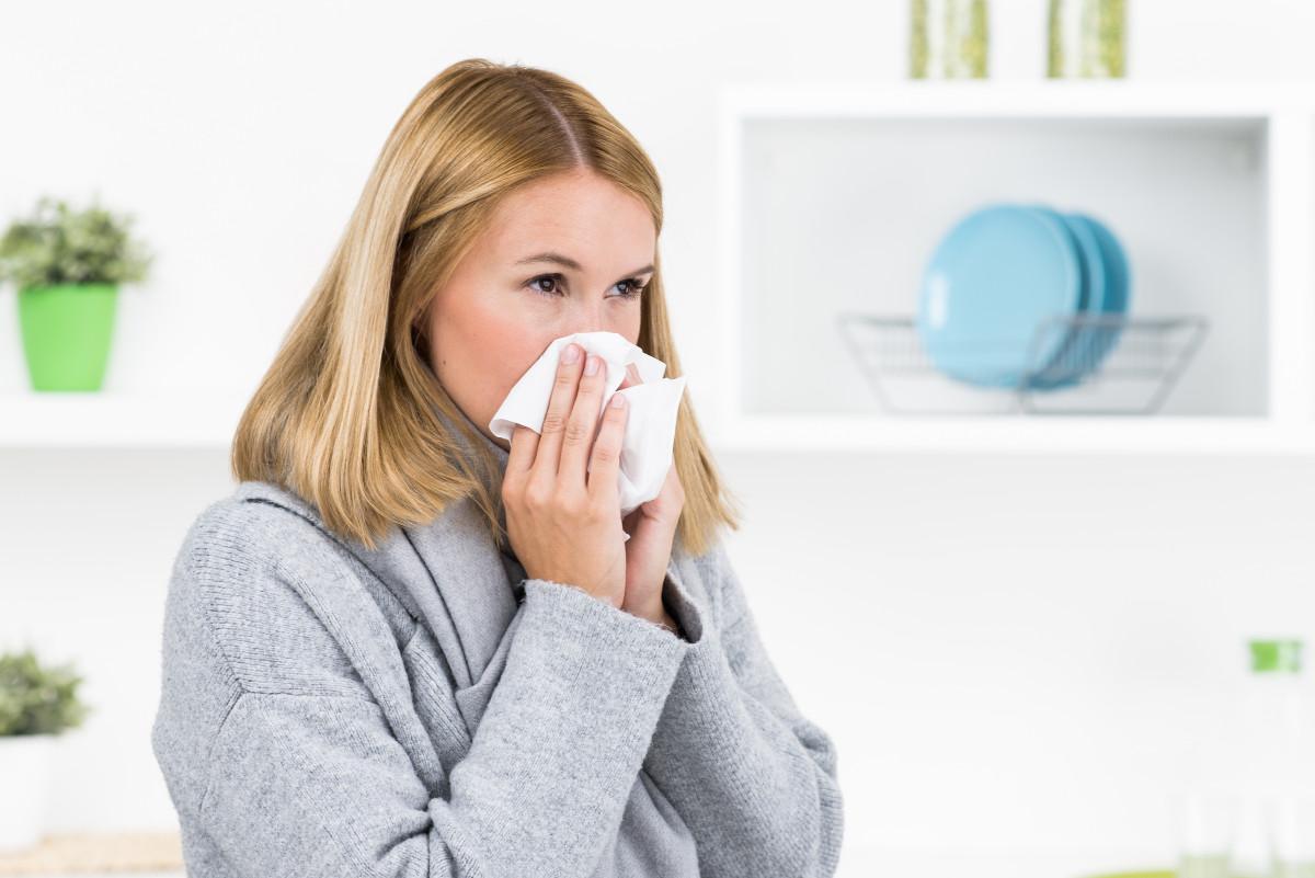 Diese homöopathischen Mittel helfen bei einer Nasennebenhöhlenentzündung