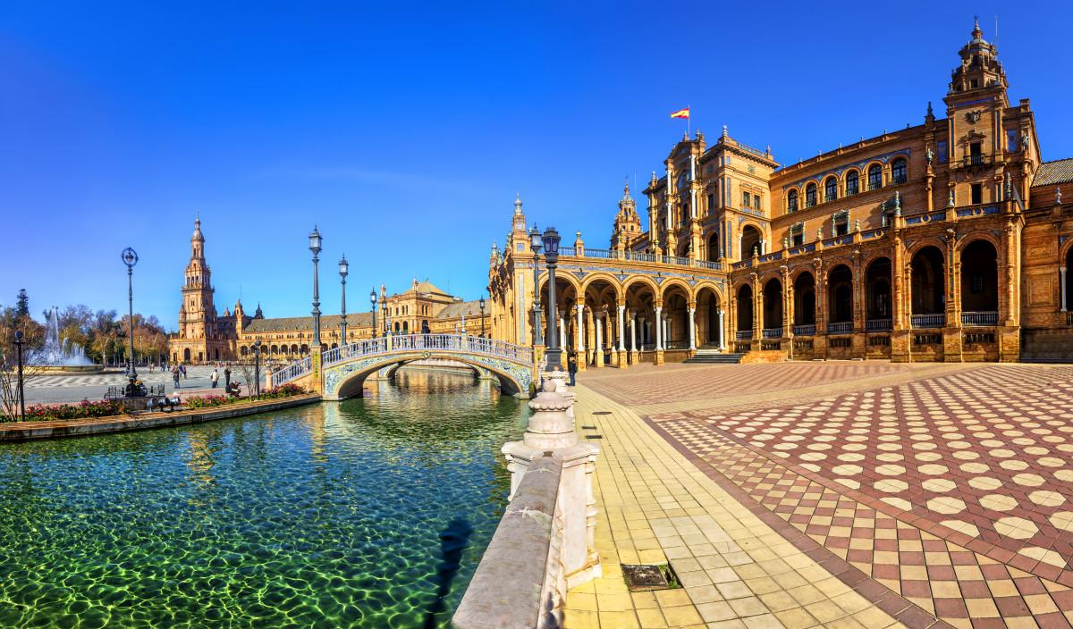 Auf Rundreise durch Andalusien