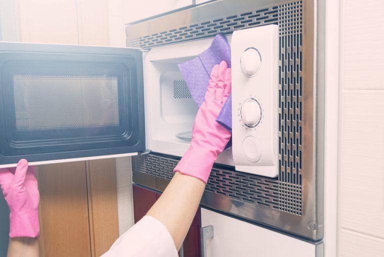 Haushaltsgeräte reinigen – so gelingt es Ihnen stressfrei