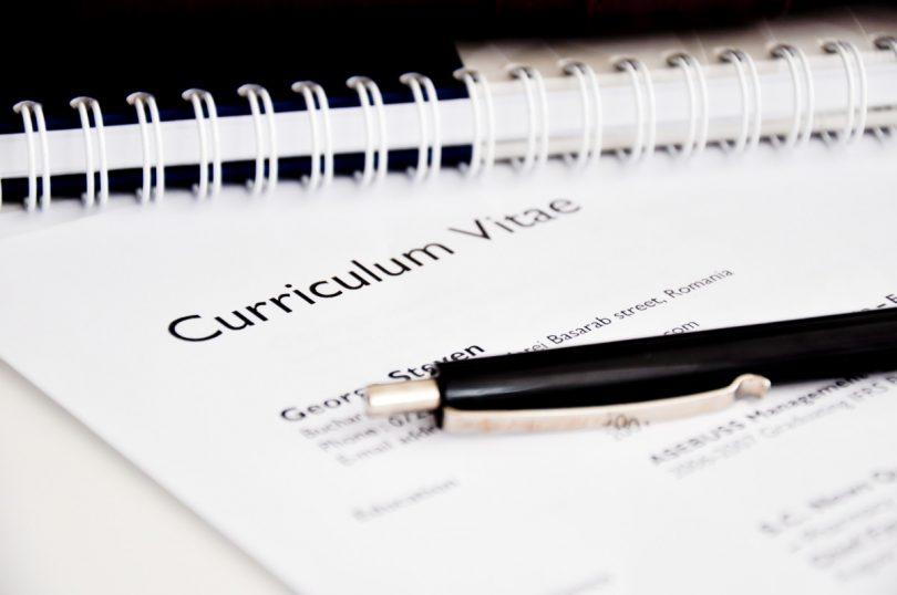 So Schreiben Sie Einen Englischen Lebenslauf Expertode